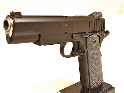 ADEQ Tactical Pistol